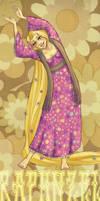 DPP: Retro Rapunzel