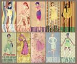Disney Princess Project - Retro/Vintage