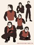 Dorian Sketches