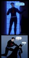 Superman doooo by Vimeddiee