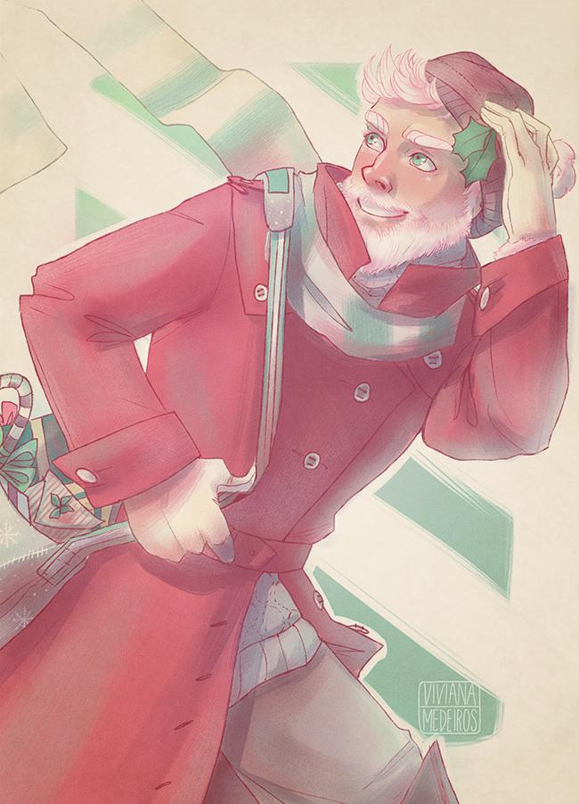 Modern Merry Christmas by Vimeddiee