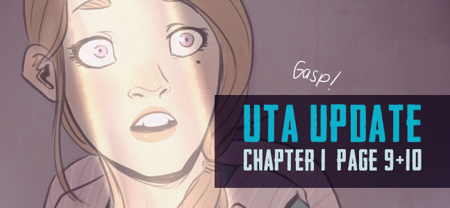 Under the Aegis - Chapter 1 page 9+10 by Vimeddiee