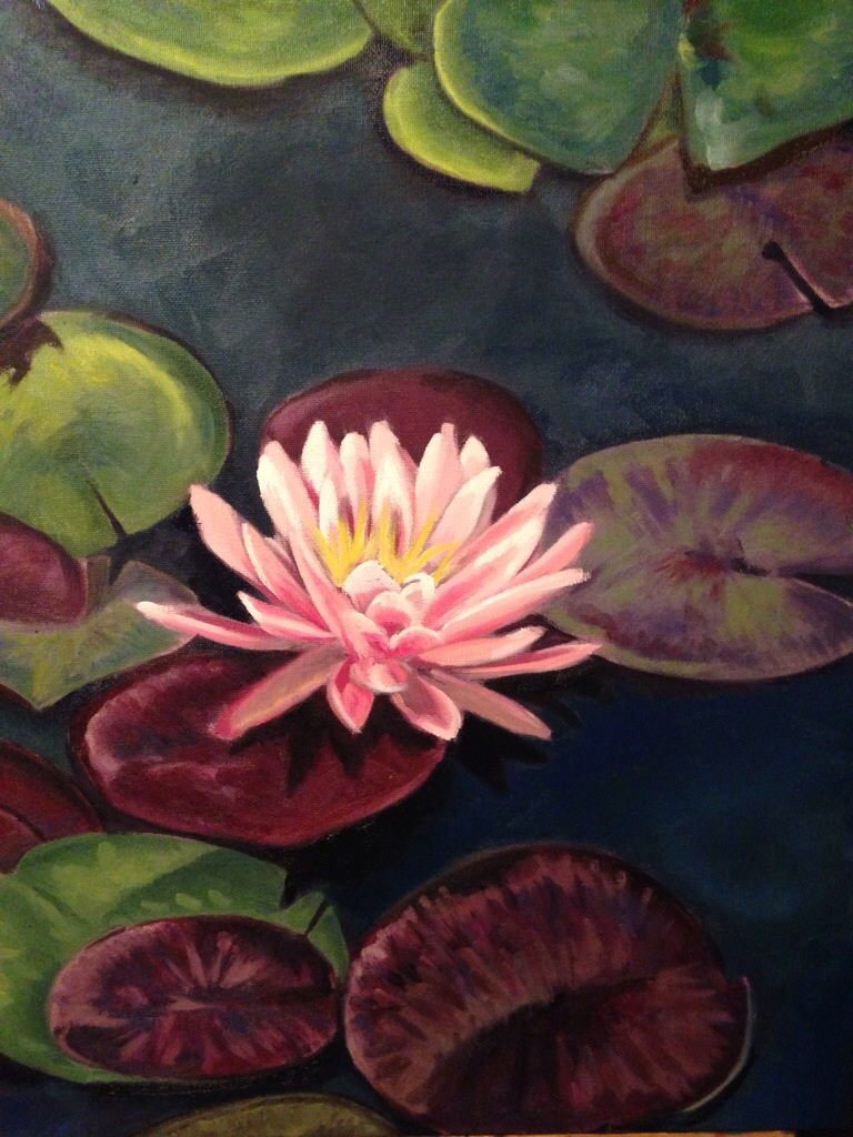 Lily Pads by emietook