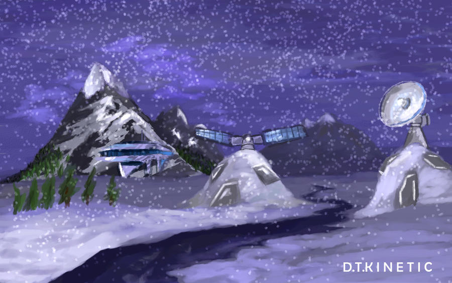 Snow Base by DTKinetic