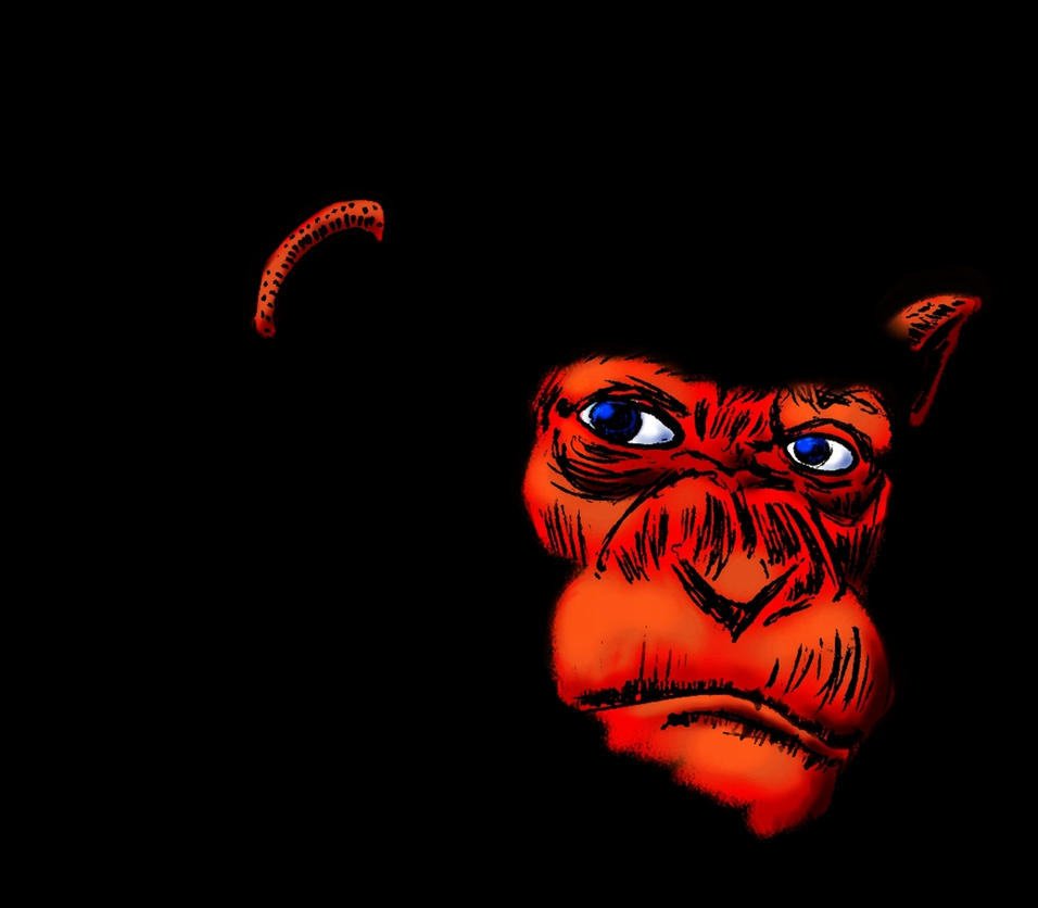 Chimp by EhhWint