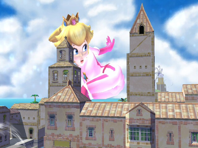 Super Huge Peach Snapshot 3 By ZatchHunter On DeviantArt