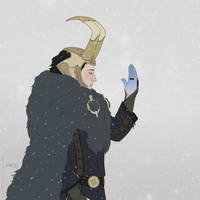 Loki by eve-bolt