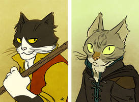 DnD Cats