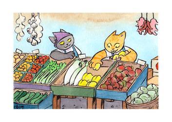 Market Cats