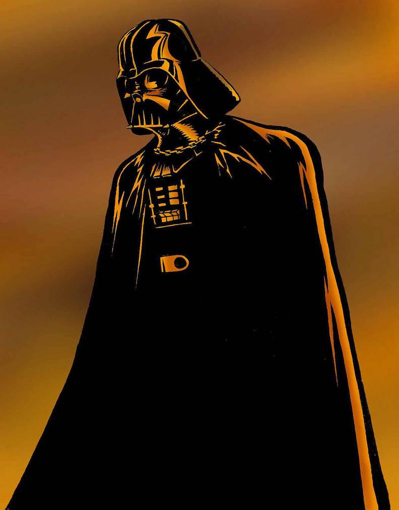 Darth Vader by andretapol