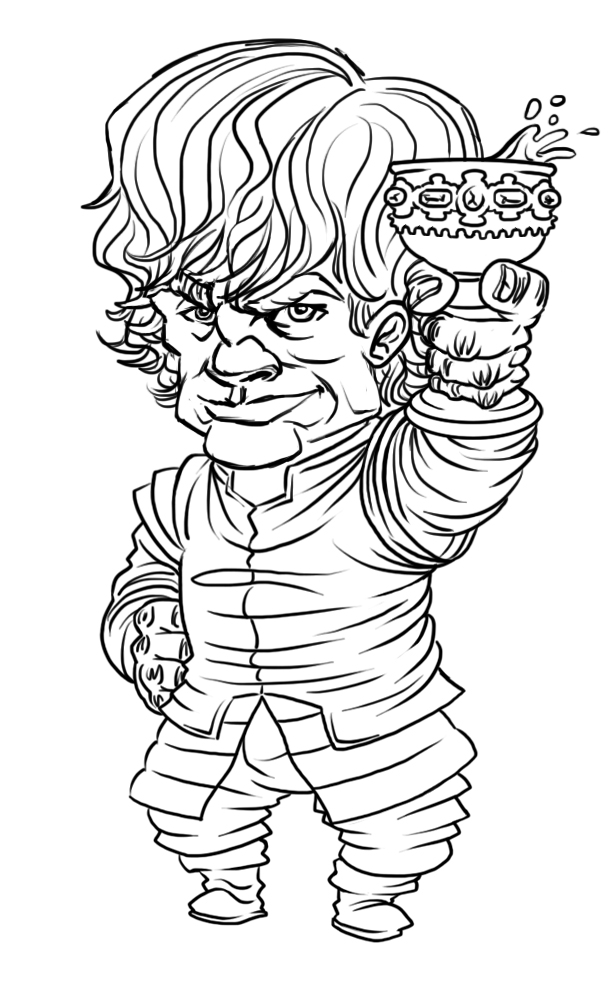 Tyrion Lannister - Lin...