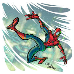 Spiderman Homecoming by andretapol