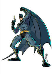 Dick Grayson's Batman