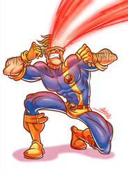 Cyclops! by andretapol