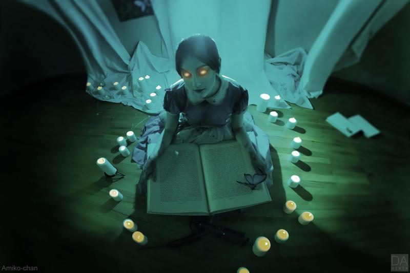 BioShock - Little sister by lAmikol