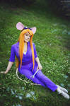 Cosplay Gadget Hackwrench from Chip and Dale