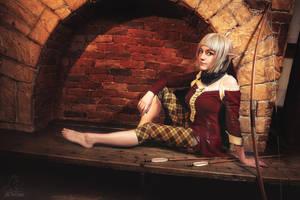 Dragon Age: Inquisition - Sera by lAmikol