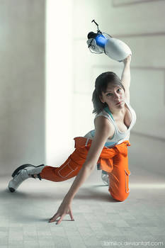 Chell - Portal 2