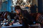 Cosplay Emily Kaldwin - Dishonored 2