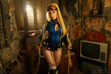 Cammy - Street Fighter 5 cosplay