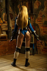 Cammy - Street Fighter 5 cosplay