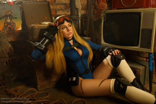 Cammy - Street Fighter V cosplay