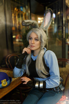 Judy Hopps cosplay - Zootopia