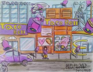 SCP-ES-297 Taco Bell