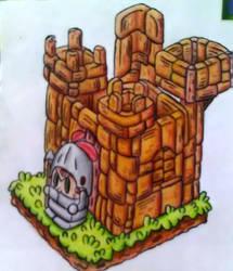 Castle (Ilustration)