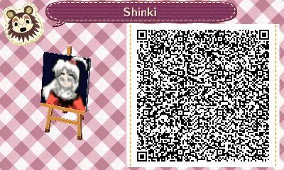 Animal Crossing Shinki pattern (Touhou 5) by GrapeYouInTheMouth