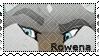 Rowena Stamp by smimley
