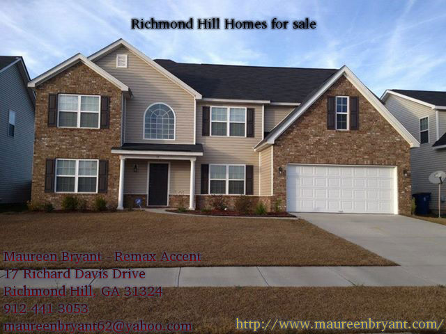 Homes for sale richmond hill ga by maureenbryant on deviantart for Richmond hill home builders