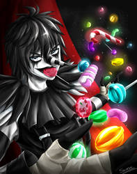 Laughing Jack by IphisIanthe on DeviantArt