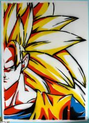 Goku by jarbid