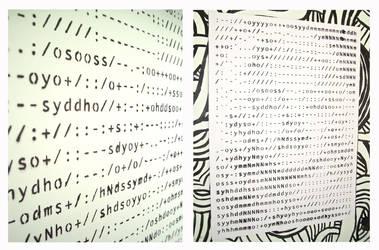 ASCII by jarbid