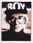 Andy Warhol by jarbid