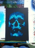 Skull by jarbid