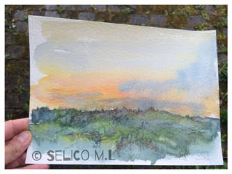 Soir by Selico M.L by selico