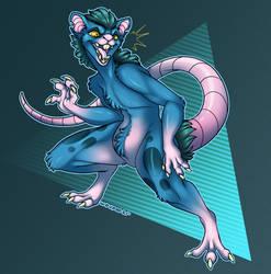 Neopets Rat