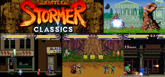 Battle Stomer Classic by OIlusionista by FreeIndieGames