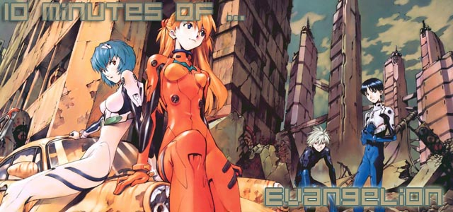 Evangelion by Link by FreeIndieGames