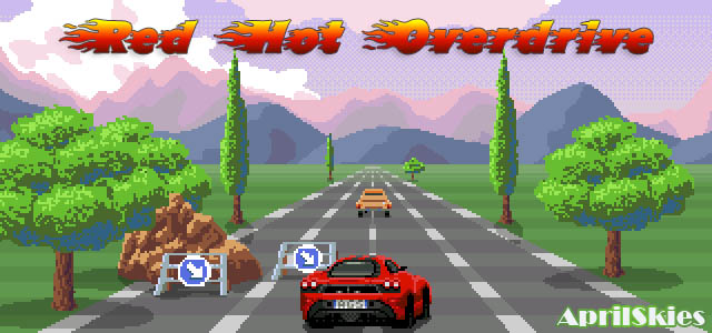 Red Hot Overdrive by AprikSkies by FreeIndieGames
