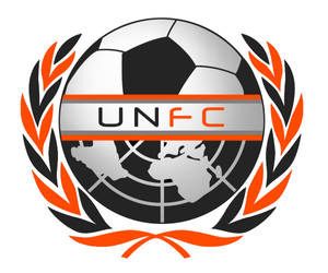 Soccer Logo: UNFC by hoolyon