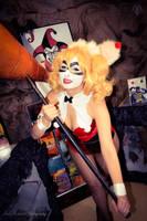 Harley Quinn by PuchysLove