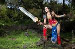 Wonder Woman !