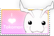 Tokomon stamp by pillbunnies
