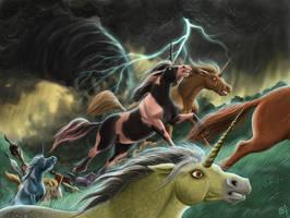 Firebringer - Serpent Cloud by Orcagirl2001