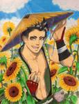 Bright Summer Days by Orcagirl2001