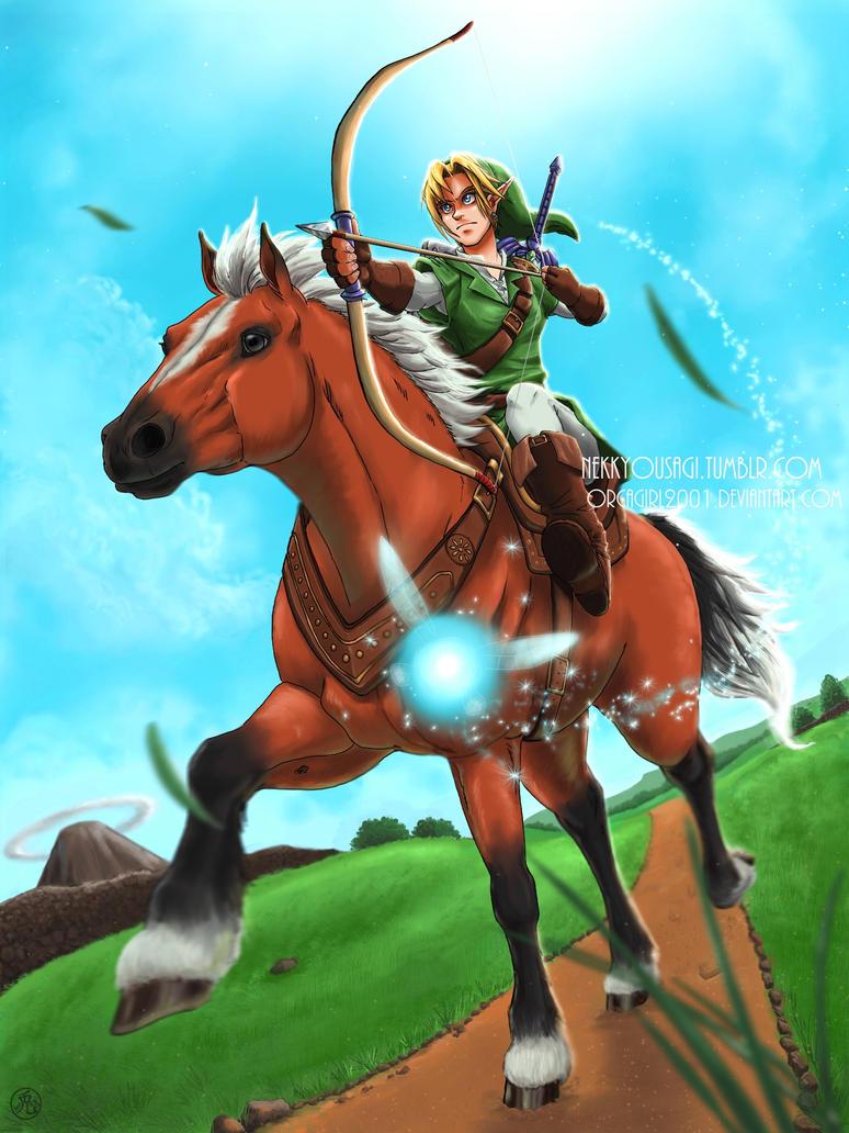 Hero of Hyrule by Orcagirl2001