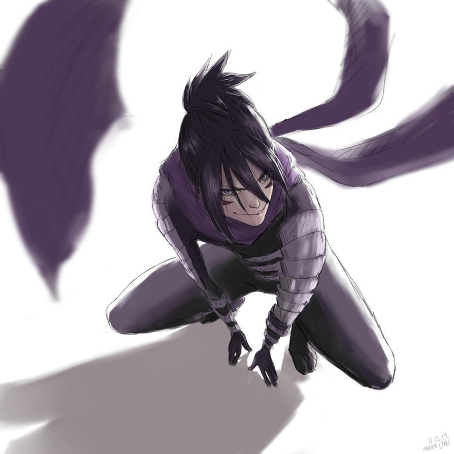Dork Ninja by Orcagirl2001